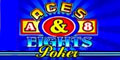 Aces and Eights Video Poker.