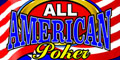 All-American video poker.