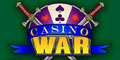 Casino War Table Game.