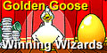 Golden Goose Winning Wizards Video Slot.
