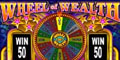 Spectacular wheel of wealth slot. Make winning a whirlwind affair!