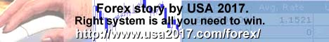 Forex story by USA 2017. Right system is all you need to win. http://usa2017.inumo.ru/forex/