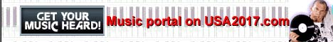Music portal on USA2017.INUMO.RU